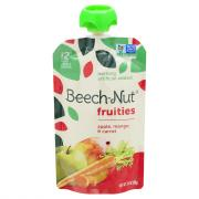 Beech-Nut Fruities On-The-Go Apple, Mango, & Carrot