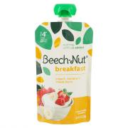 Beech-Nut Breakfast On-The-Go Yogurt, Banana & Mixed Berry