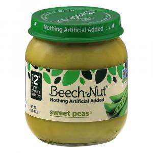 Beech-Nut Stage 2 Sweet Peas