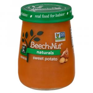 Beech-Nut Stage 1 Naturals Just Sweet Potatoes