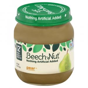 Beech-Nut Stage 2 Bartlett Pears