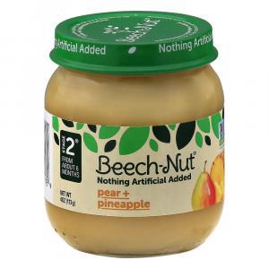 Beech-Nut Stage 2 Pears & Pineapple