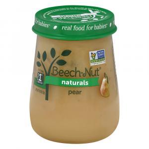 Beech-Nut Stage 1 Just Bartlett Pears