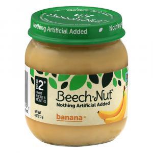 Beech-nut Stage 2 Chiquita Bananas