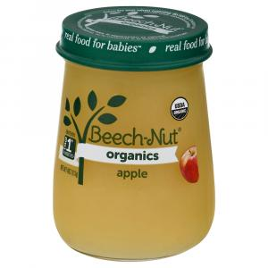 Beech-Nut Just Organic Stage 1 Just Apples