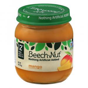 Beech-Nut Stage 2 Mango
