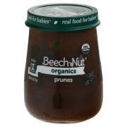 Beech-Nut Organic Stage 1 Prunes