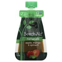 Beech-Nut Naturals Stage 2 Apple, Mango & Spinach