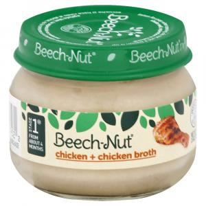 Beech-Nut Stage 1 Chicken & Broth