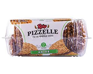Anise Pizzelle Cookie