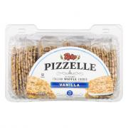 Vanilla Pizzelle Cookie