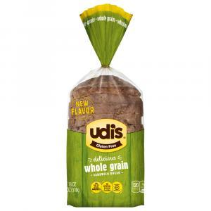 Udi's Gluten Free Whole Grain Sandwich Bread