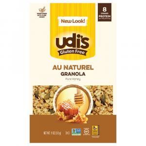 Udi's Gluten Free Au Natural Granola