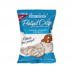 Snack Factory Pretzel Crisps Greek Yogurt Crunch