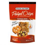 Snack Factory Buffalo Wing Pretzel Crisps