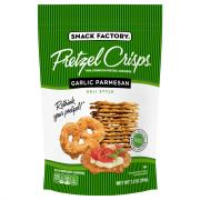Snack Factory Garlic Pretzel Crisps