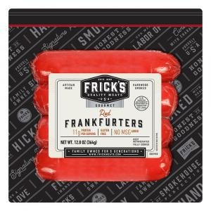 Frick's Red Frankfurters