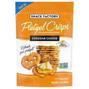 Snack Factory Cheddar Cheese Pretzel Crisps
