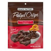 Snack Factory Dark Chocolate Pretzel Crisps