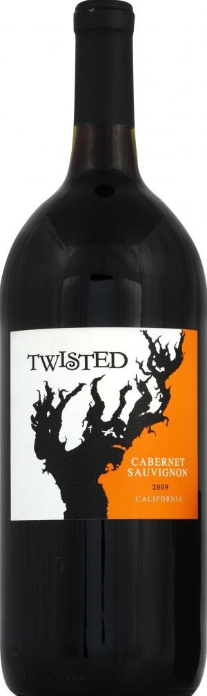Twisted Cabernet Sauvignon