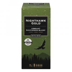 Bota Box Nighthawk Gold Sauvignon Blanc