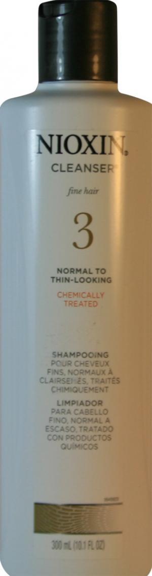 Nioxin Cleanser System 3 Shampoo