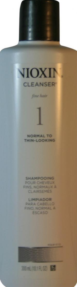 Nioxin Cleanser System 1 Shampoo