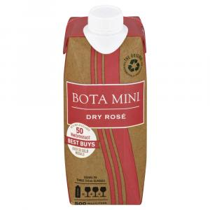 Bota Mini Dry Rose