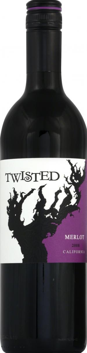 Twisted Merlot