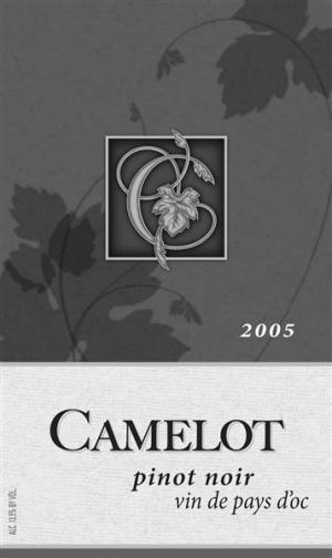 Camelot Pinot Noir