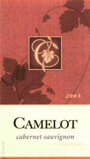 Camelot Cabernet Sauvignon