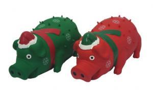 Multipet Christmas Globlets Dog Toy