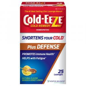 Cold-Eeze Plus Defense Manuka Honey Lemon Lozenges