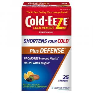 Cold-Eeze Plus Defense Citrus Elderberry Lozenge