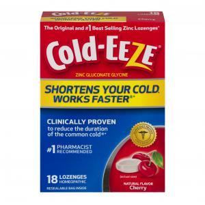Cold-EEZE Cherry Lozenges