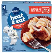Pillsbury Heat & Eat Cinnamon Roll