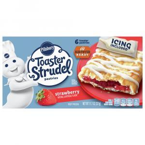 Pillsbury Strawberry Toaster Strudels