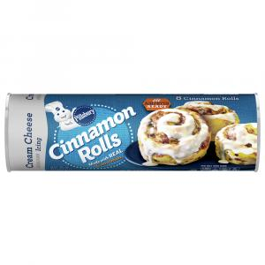 Pillsbury Cinnamon Rolls with Cream Cheese Icing