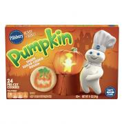 Pillsbury Pumpkin Shaped Cookies