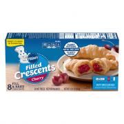 Pillsbury Filled Crescents Cherry