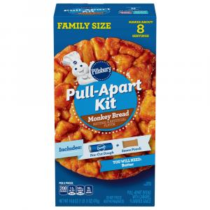 Pillsbury Pull-Apart Monkey Bread Kit