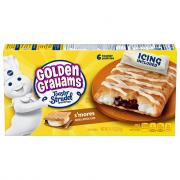 Pillsbury Golden Graham Smore's Toaster Strudel