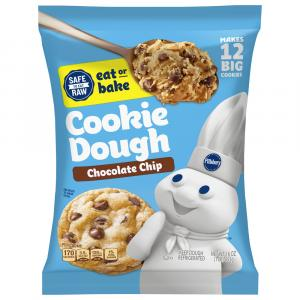 Pillsbury Ready To Bake Big Deluxe Classics Chocolate Chip