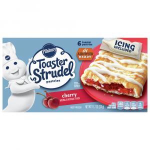 Pillsbury Cherry Toaster Strudels