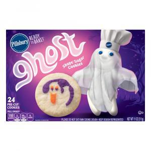 Pillsbury Ready to Bake Ghost Cookies