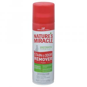 Nature's Miracle Cat Stain & Odor Remover Foam Aerosol