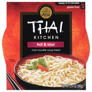 Thai Kitchen Hot & Sour Rice Noodle Bowl