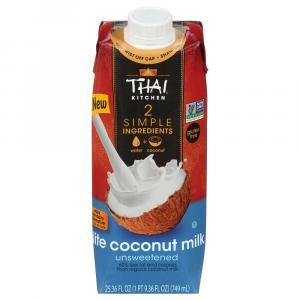 Thai Kitchen Lite Coconut Milk Unsweetened