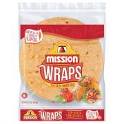 Mission Sundried Tomato Basil Wraps