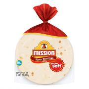 Mission Flour Fajita Tortillas